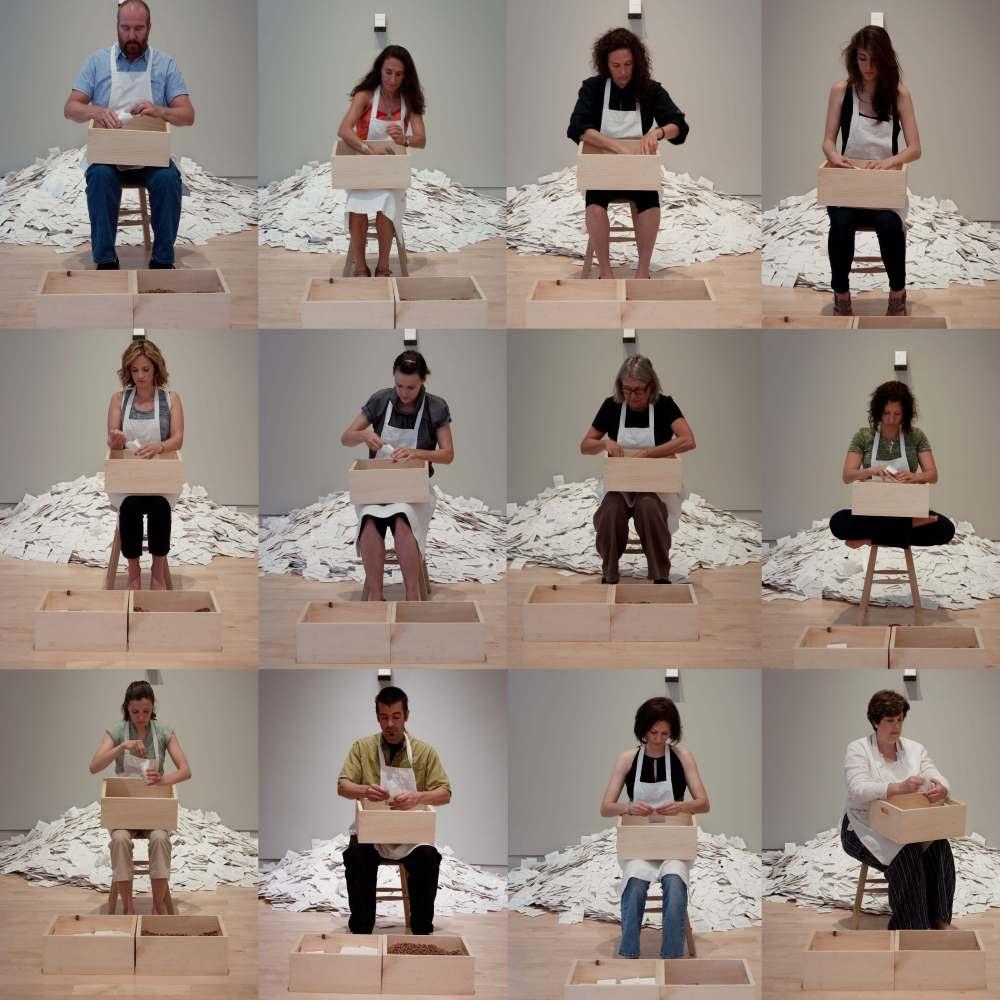 Forgiveness, participants, 2010