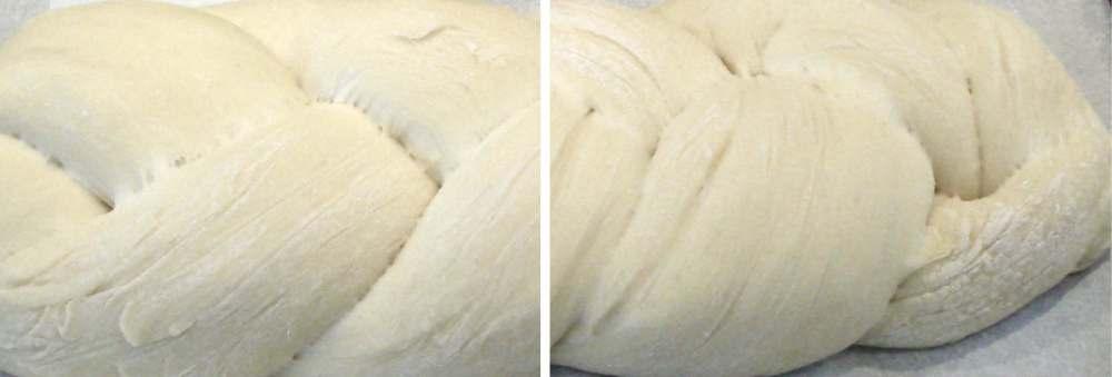 Bread (flour, yeast, hands), 2007