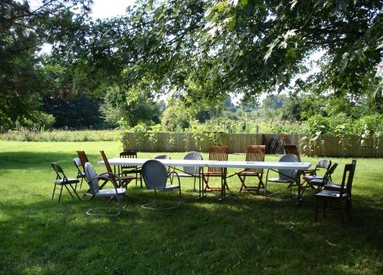 Summerwork Table
